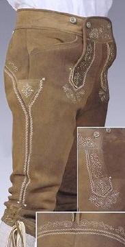 Moschen-Bayern Lederhosen