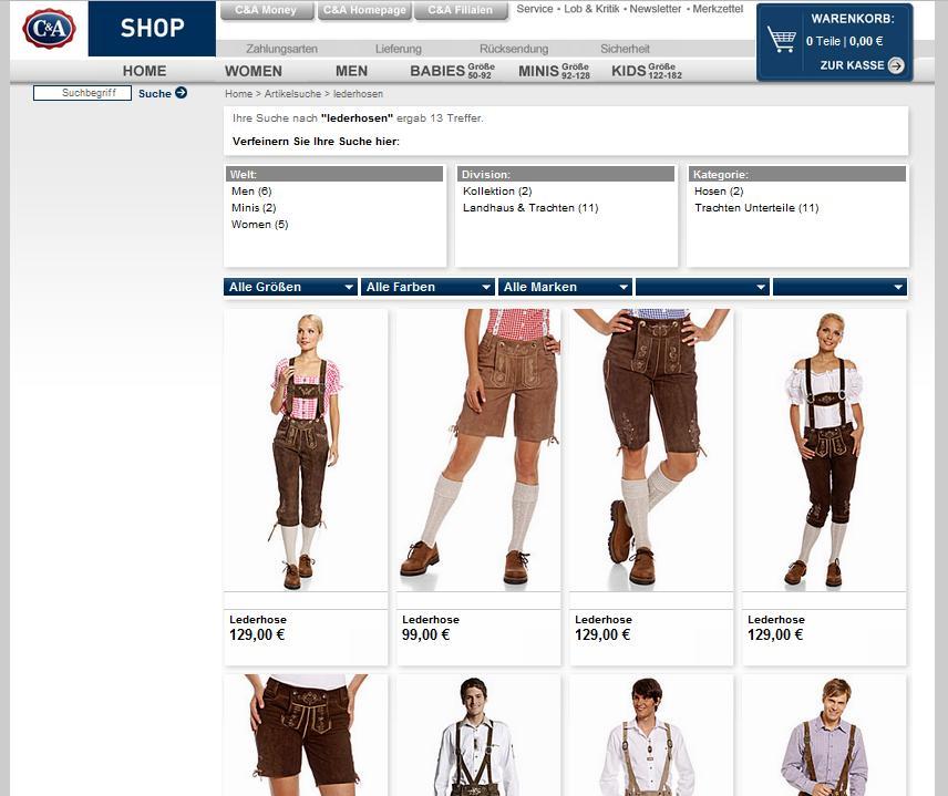 cunda Online-Shop