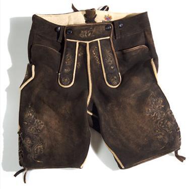 Meindl Fashions Lederhosen