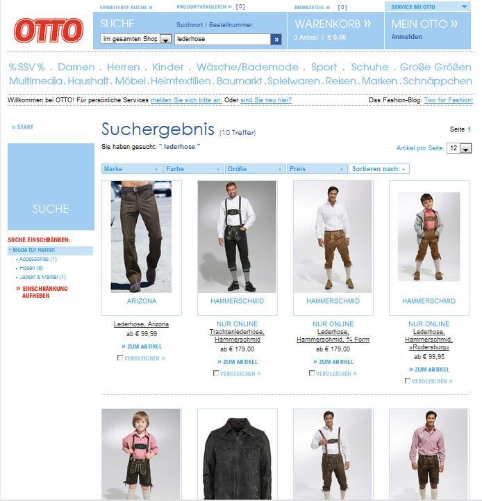 Otto.de Online-Shop